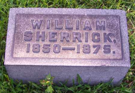 SHERRICK, WILLIAM - Stark County, Ohio | WILLIAM SHERRICK - Ohio Gravestone Photos