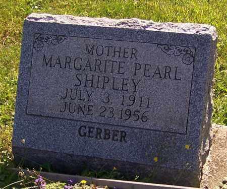 SHIPLEY, MARGARITE PEARL - Stark County, Ohio | MARGARITE PEARL SHIPLEY - Ohio Gravestone Photos