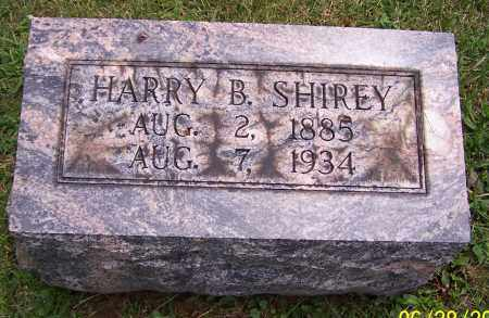 SHIREY, HARRY B. - Stark County, Ohio | HARRY B. SHIREY - Ohio Gravestone Photos