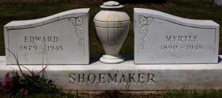 SHOEMAKER, MYRTLE - Stark County, Ohio | MYRTLE SHOEMAKER - Ohio Gravestone Photos