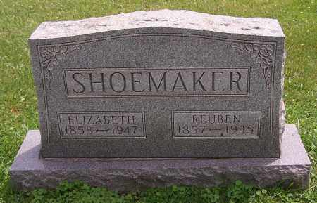 SHOEMAKER, ELIZABETH - Stark County, Ohio | ELIZABETH SHOEMAKER - Ohio Gravestone Photos