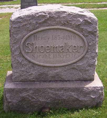 SHOEMAKER, HENRY - Stark County, Ohio | HENRY SHOEMAKER - Ohio Gravestone Photos