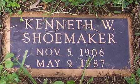 SHOEMAKER, KENNETH W. - Stark County, Ohio | KENNETH W. SHOEMAKER - Ohio Gravestone Photos