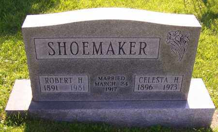 SHOEMAKER, CELESTA H. - Stark County, Ohio | CELESTA H. SHOEMAKER - Ohio Gravestone Photos