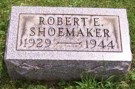 SHOEMAKER, ROBERT E. - Stark County, Ohio | ROBERT E. SHOEMAKER - Ohio Gravestone Photos