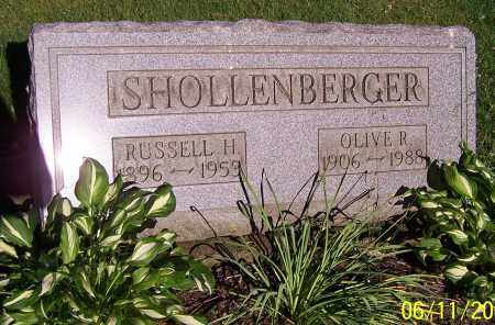 SHOLLENBERGER, RUSSELL H. - Stark County, Ohio | RUSSELL H. SHOLLENBERGER - Ohio Gravestone Photos