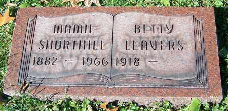 LEAVERS, BETTY - Stark County, Ohio | BETTY LEAVERS - Ohio Gravestone Photos