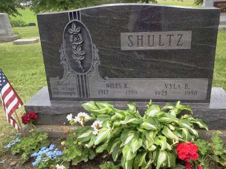 SHULTZ, NILES KENNETH - Stark County, Ohio | NILES KENNETH SHULTZ - Ohio Gravestone Photos