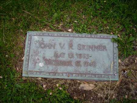 SKINNER, JOHN V.R. - Stark County, Ohio | JOHN V.R. SKINNER - Ohio Gravestone Photos