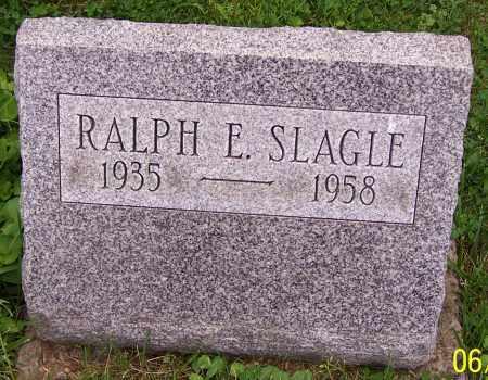 SLAGLE, RALPH E. - Stark County, Ohio | RALPH E. SLAGLE - Ohio Gravestone Photos