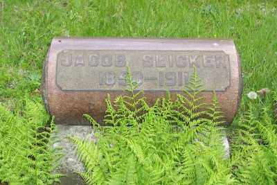 SLICKER, JACOB - Stark County, Ohio | JACOB SLICKER - Ohio Gravestone Photos