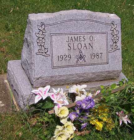 SLOAN, JAMES O. - Stark County, Ohio | JAMES O. SLOAN - Ohio Gravestone Photos