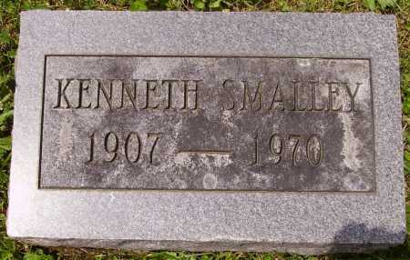 SMALLEY, KENNETH - Stark County, Ohio | KENNETH SMALLEY - Ohio Gravestone Photos