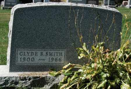 SMITH, CLYDE B. - Stark County, Ohio | CLYDE B. SMITH - Ohio Gravestone Photos