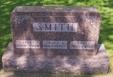 SMITH, CHARLIE T. - Stark County, Ohio | CHARLIE T. SMITH - Ohio Gravestone Photos