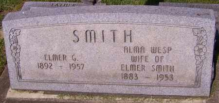 SMITH, ELMER G. - Stark County, Ohio | ELMER G. SMITH - Ohio Gravestone Photos