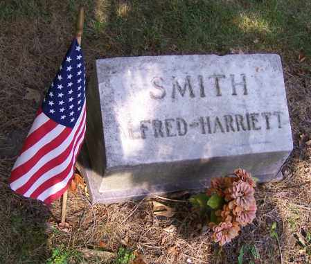 SMITH, HARRIETT - Stark County, Ohio | HARRIETT SMITH - Ohio Gravestone Photos