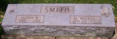 SMITH, GLENN W. - Stark County, Ohio | GLENN W. SMITH - Ohio Gravestone Photos