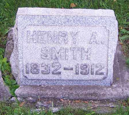 SMITH, HENRY A. - Stark County, Ohio | HENRY A. SMITH - Ohio Gravestone Photos