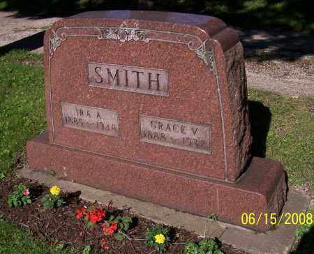 SMITH, IRA A. - Stark County, Ohio | IRA A. SMITH - Ohio Gravestone Photos