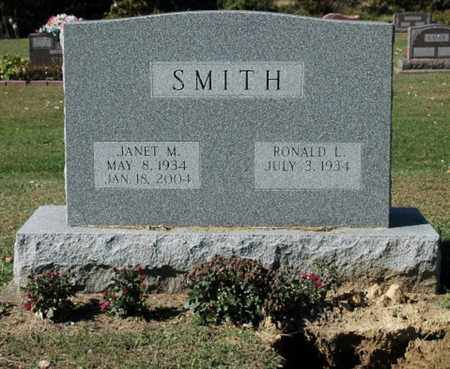 SCHROCK SMITH, JANET M. - Stark County, Ohio | JANET M. SCHROCK SMITH - Ohio Gravestone Photos