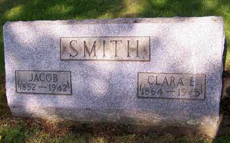 SMITH, JACOB - Stark County, Ohio | JACOB SMITH - Ohio Gravestone Photos