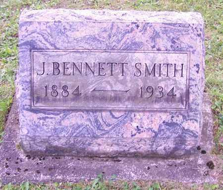 SMITH, J. BENNETT - Stark County, Ohio | J. BENNETT SMITH - Ohio Gravestone Photos