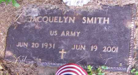 SMITH, JACQUELYN - Stark County, Ohio | JACQUELYN SMITH - Ohio Gravestone Photos
