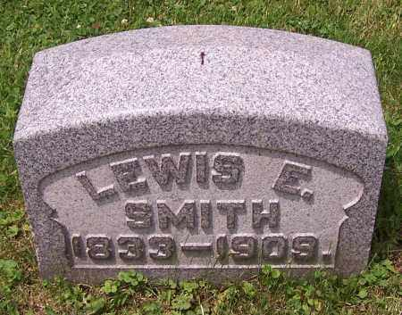SMITH, LEWIS E. - Stark County, Ohio | LEWIS E. SMITH - Ohio Gravestone Photos