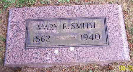 SMITH, MARY E. - Stark County, Ohio | MARY E. SMITH - Ohio Gravestone Photos
