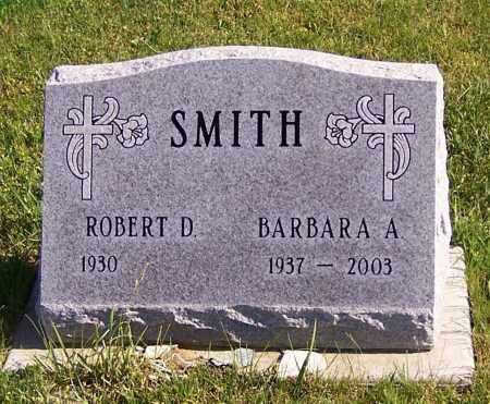 SMITH, ROBERT D. - Stark County, Ohio | ROBERT D. SMITH - Ohio Gravestone Photos
