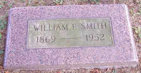 SMITH, WILLIAM F. - Stark County, Ohio | WILLIAM F. SMITH - Ohio Gravestone Photos