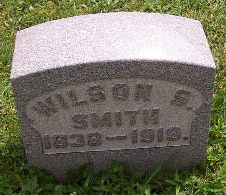 SMITH, WILSON S. - Stark County, Ohio | WILSON S. SMITH - Ohio Gravestone Photos