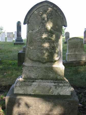 RINGER SNYDER, ELIZA - Stark County, Ohio | ELIZA RINGER SNYDER - Ohio Gravestone Photos
