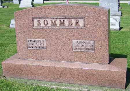 SOMMER, ANNA C. - Stark County, Ohio | ANNA C. SOMMER - Ohio Gravestone Photos
