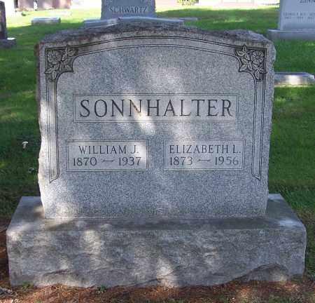 SONNHALTER, WILLIAM J. - Stark County, Ohio | WILLIAM J. SONNHALTER - Ohio Gravestone Photos
