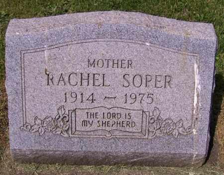 SOPER, RACHEL - Stark County, Ohio | RACHEL SOPER - Ohio Gravestone Photos