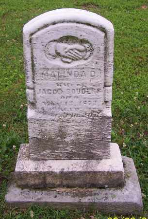 SOUDERS, MALINDA D. - Stark County, Ohio | MALINDA D. SOUDERS - Ohio Gravestone Photos
