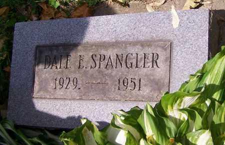SPANGLER, DALE E. - Stark County, Ohio | DALE E. SPANGLER - Ohio Gravestone Photos