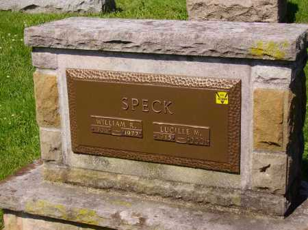 SPECK, WILLIAM R. - Stark County, Ohio | WILLIAM R. SPECK - Ohio Gravestone Photos