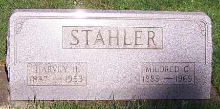 STAHLER, MILDRED C. - Stark County, Ohio | MILDRED C. STAHLER - Ohio Gravestone Photos