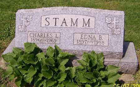 STAMM, EDNA B. - Stark County, Ohio | EDNA B. STAMM - Ohio Gravestone Photos
