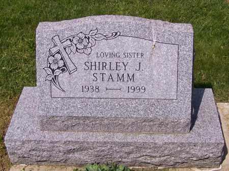 STAMM, SHIRLEY J. - Stark County, Ohio | SHIRLEY J. STAMM - Ohio Gravestone Photos