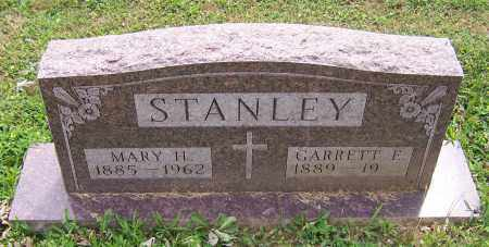 STANLEY, MARY H. - Stark County, Ohio | MARY H. STANLEY - Ohio Gravestone Photos