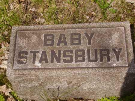 STANSBURY, BABY - Stark County, Ohio | BABY STANSBURY - Ohio Gravestone Photos