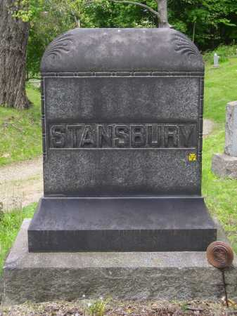 STANSBURY FAMILY, MOUNMENT - Stark County, Ohio | MOUNMENT STANSBURY FAMILY - Ohio Gravestone Photos