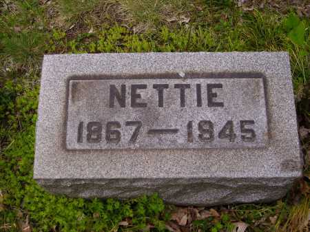 STANSBURY, NETTIE I. - Stark County, Ohio | NETTIE I. STANSBURY - Ohio Gravestone Photos