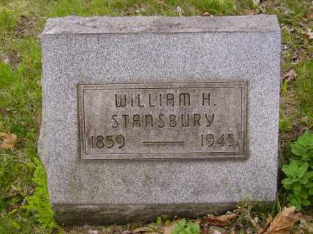 STANSBURY, WILLIAM H. - Stark County, Ohio | WILLIAM H. STANSBURY - Ohio Gravestone Photos