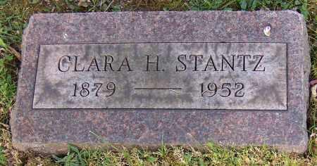STANTZ, CLARA H. - Stark County, Ohio | CLARA H. STANTZ - Ohio Gravestone Photos