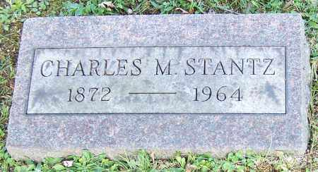 STANTZ, CHARLES M. - Stark County, Ohio | CHARLES M. STANTZ - Ohio Gravestone Photos